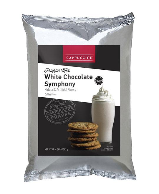 الشوكولاته البيضاء